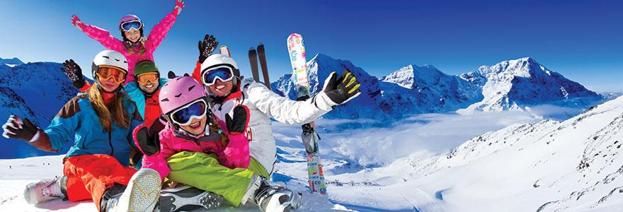 bonnes vacances de ski